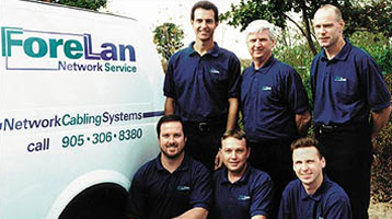 The Forlan Network Service Team